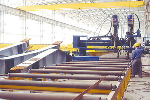Longmen submerged arc welding equipment