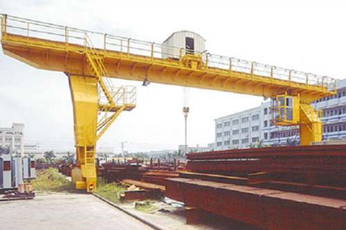 Yard gantry crane